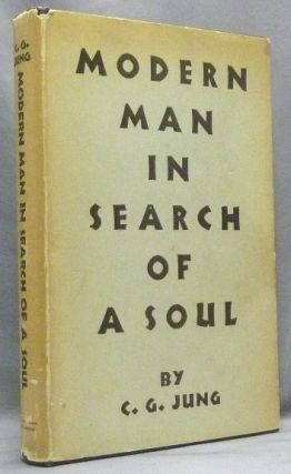 Modern Man in Search of a Soul. W. S. Dell, Cary F. Baynes