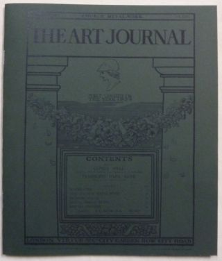Austin Osman Spare. The Art Journal - February 1908 [ an illustrated essay ]. Austin Osman...