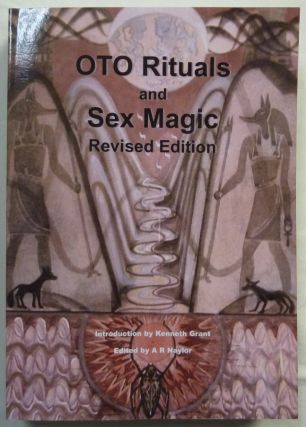 OTO Rituals and Sex Magick, Revised edition [ Actually a BLANK BOOK ]. Aleister CROWLEY, Kenneth...