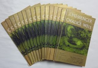 The Messenger of the Chalice Well [ A collection of sixteen issues ]. Wellesley Tudor POLE, E....