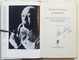 Aleister Crowley's Astrology. With A Study of Neptune and Uranus. Liber DXXXVI.