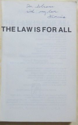 The Law is for All. An Extended Commentary on The Book of the Law.