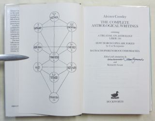 The Complete Astrological Writings; Containing a Treatise on Astrology Liber 536. How Horoscopes are Faked by Cor Scopionis. Batrachophrenoboocosmomachia