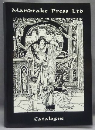 Mandrake Press Ltd. Catalogue [ Includes Louis Wilkinson's Introduction to the Abridged Commentary of the Book of the Law. ].