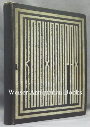 Konx Om Pax. Essays in Light. Aleister- SIGNED and INSCRIBED CROWLEY
