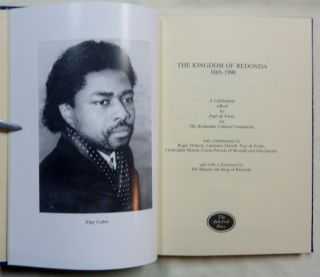 The Kingdom Of Redonda 1865-1990: A Celebration Edited by Paul de Fortis for The Redondan Cultural Foundation.